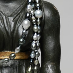 Fine 8mm-16mm South Sea Pearl Necklace