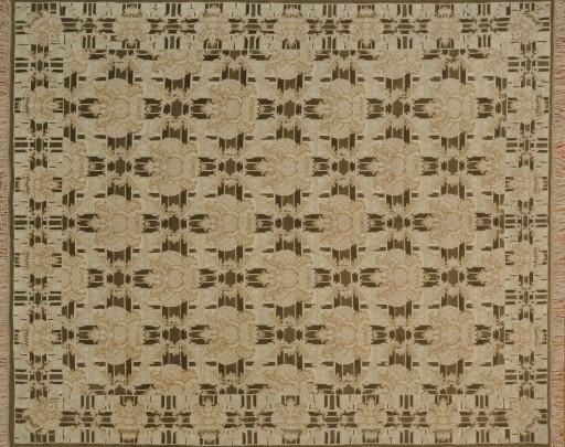 Hand Woven Neoclassic Tibetan Carpet