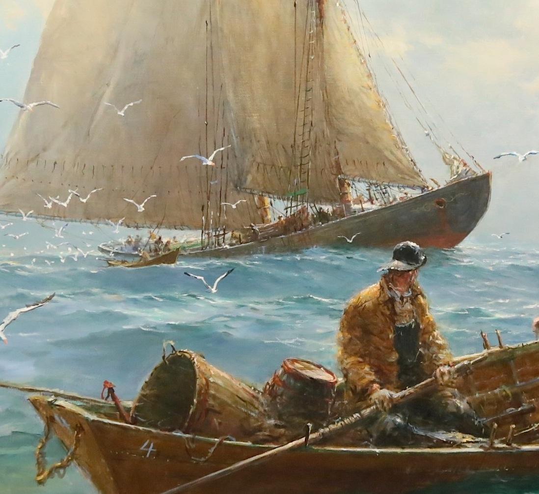 Nantucket Oil Paintings