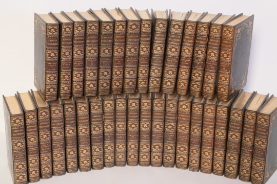 Book Collection American Statesman 32 Volumes