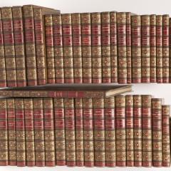 Robert Louis Stevenson Antique Books, 40 Volumes