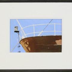 """John Austin Tempera on Board """"Nantucket Lightship"""""""