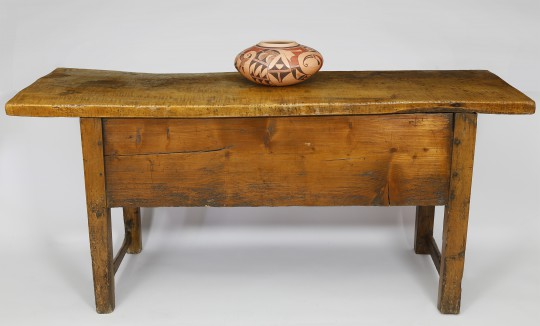 Country Style Maple Harvest Table