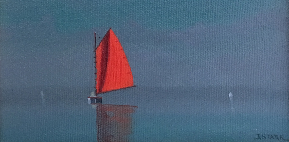 SLIDE Robert Stark Red Sail 3