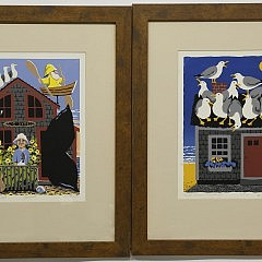 Don Russell Limited Edition Lithographs