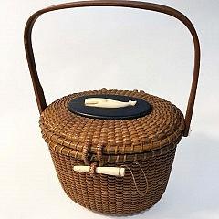 Sherwin Boyer Friendship Basket