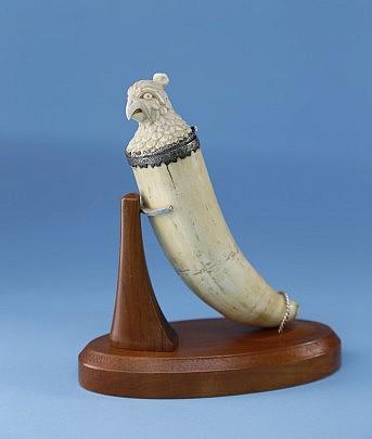 Sperm Whale Tooth Box