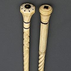 32 and 30-4302 Two Whalebone Walking Sticks_MG_0030