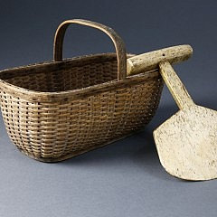 Nantucket Basket and Food Chopper
