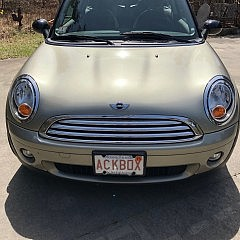 2008 Mini Cooper Clubman 5-Door Station Wagon