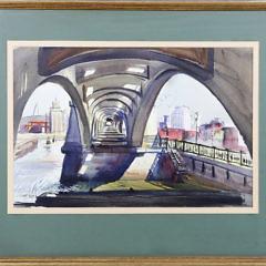 Robert Perrin-Boston Bridge