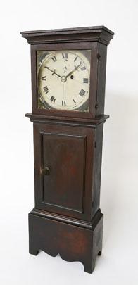 Oliver Bracket Dwarf Clock