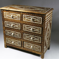 40505 Studded Chest of Drawers A_1888