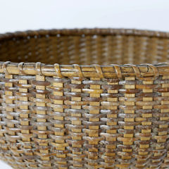 Nantucket Harvest Basket, circa 1900