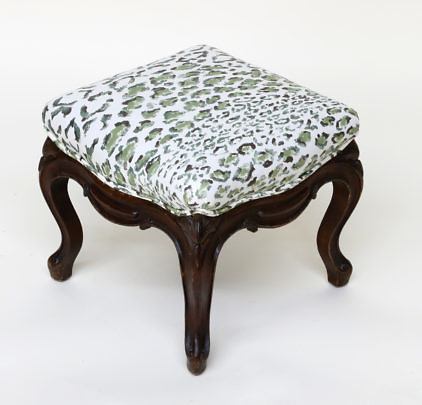 Billy Baldwin Foot Stool