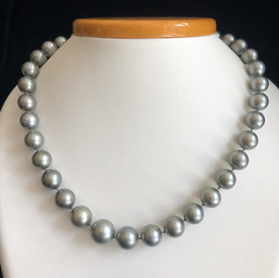 2-3376 Tahitian Pearl Necklace
