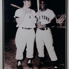Group of 4 Vintage Historical Baseball Framed Photographs