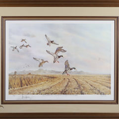 40739 Gary Neel Ducks Unlimited Lithograph_MG_2771