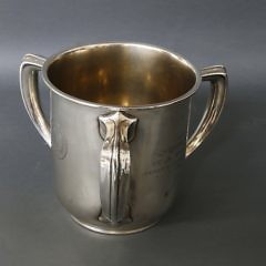 Amherst College Gorham Sterling Silver Loving Cup