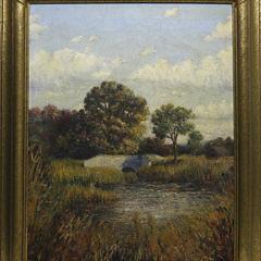 4-4848 James Barker New England River Landscape A_MG_7923