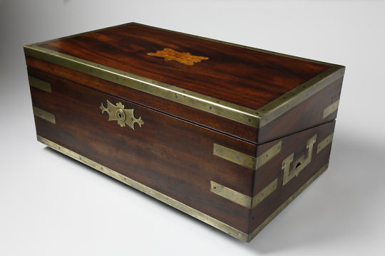 41096 Regency Mahogany Traveling Desk Box A_MG_7624