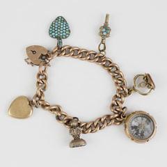 250-4800 Gold Charm Bracelet A_MG_8935